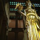 Athena Parthenos by Khepera
