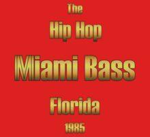 Hip hop miami bass One Piece - Short Sleeve
