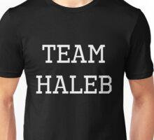 Team Haleb PLL (Black) Unisex T-Shirt