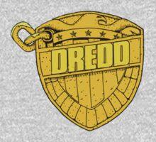 DREDD One Piece - Short Sleeve
