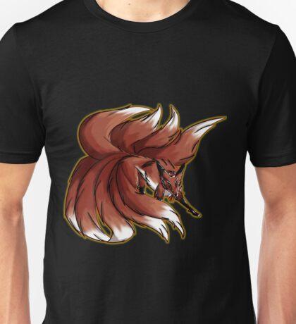 Nine Tailed Fox  Unisex T-Shirt
