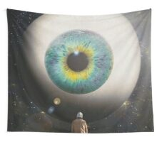 All Seeing Wall Tapestry