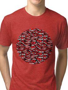Way Too Chatty Tri-blend T-Shirt