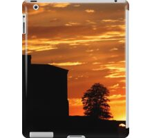 Castle Sunset - JUSTART © iPad Case/Skin