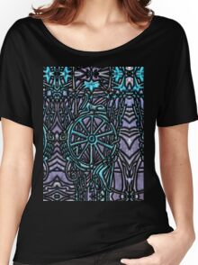 Tarot 10 The Fortune Women's Relaxed Fit T-Shirt