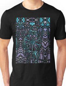 Tarot 10 The Fortune Unisex T-Shirt