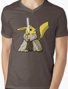 Yodachu Mens V-Neck T-Shirt