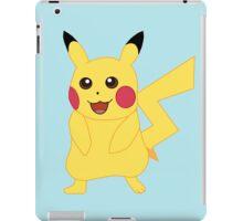 Pikachu - Pokemon Go iPad Case/Skin