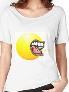 Pac Man Women's Relaxed Fit T-Shirt