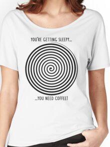 Barista Hypno Wheel Women's Relaxed Fit T-Shirt