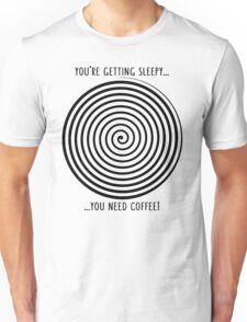 Barista Hypno Wheel T-Shirt