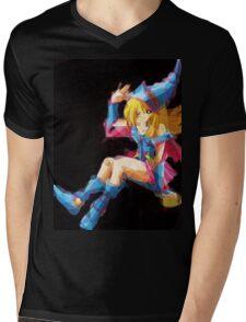 Dark Magician Girl  Mens V-Neck T-Shirt