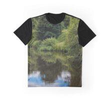 Wetland Habitat Graphic T-Shirt