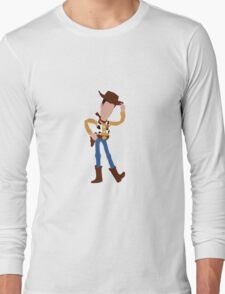 Woody - Toy Story (Light) Long Sleeve T-Shirt