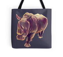 The Hide of a Rhinoceros  Tote Bag