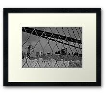 Power Plant Framed Print