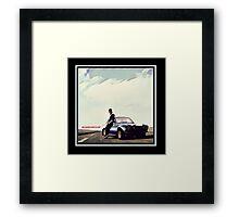Paul Walker Fast & Furious 6 Framed Print