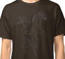 Maned Wolf Classic T-Shirt