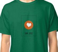 I Love San Jose Classic T-Shirt