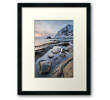 Haukland #3 Framed Print
