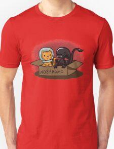 Kitten and Alien T-Shirt