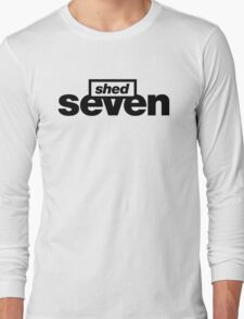 Shed Seven Long Sleeve T-Shirt