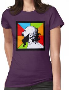 Shout Womens Fitted T-Shirt
