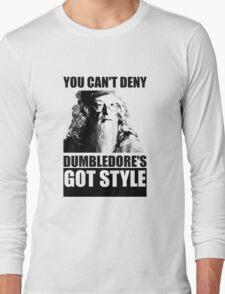 Dumbledore's got style Long Sleeve T-Shirt