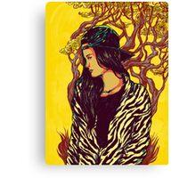Wild & Wilder Canvas Print