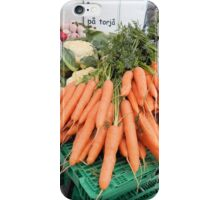 Vegetables for Sale iPhone Case/Skin