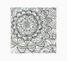 Floral Tangle, squared Unisex T-Shirt