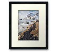 Haukland #2 Framed Print