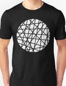 Linien Unisex T-Shirt