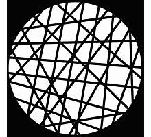 Linien Photographic Print