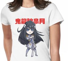 Kiryuin Satsuki Womens Fitted T-Shirt