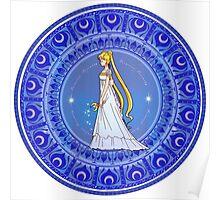 Serenity Princess Poster