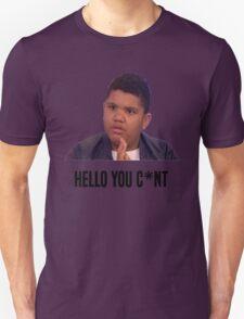 Hello You C*nt   Harvey Price Unisex T-Shirt