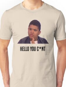 Hello You C*nt | Harvey Price Unisex T-Shirt