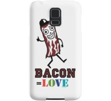 Bacon Love Samsung Galaxy Case/Skin
