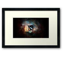 Dota 2 Symbol EPIC Framed Print