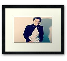 Austin Mahone Framed Print