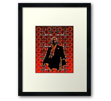 guns of a gunner Framed Print