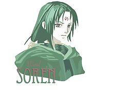 Soren: Wind by miss0aer