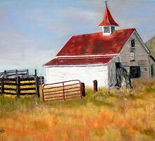 Beckwith Barn by Gary Benson