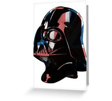 Darth Vader UK Greeting Card