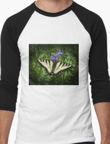 Beauty Of Nature Men's Baseball ¾ T-Shirt
