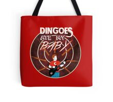 Buffy: Dingoes ate my baby Tote Bag
