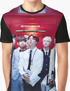 BTS GROUP - DOPE #2 Graphic T-Shirt