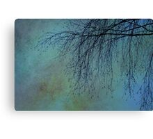 Hanging Tree - JUSTART ©  Canvas Print