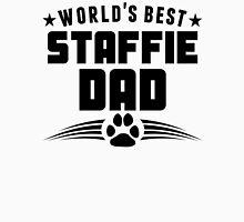 World's Best Staffie Dad Unisex T-Shirt